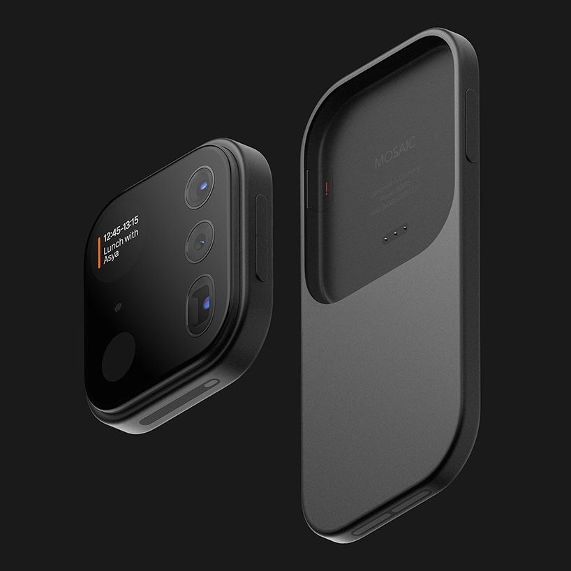 louis berger imagines iphone with modular, detachable gopro-like camera