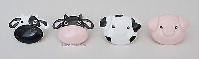 12 farm barn yard #animal face cup cake rings #topper party #goody bag favor supp,  View more on the LINK: 	http://www.zeppy.io/product/gb/2/141672107385/