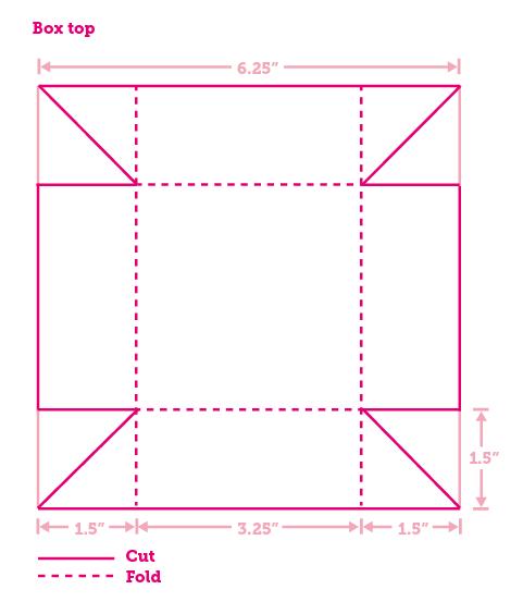C mo hacer cajas de fieltro box tops felting and box - Como hacer una caja ...