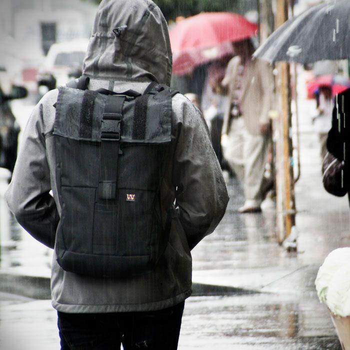Mission Workshop backpack?