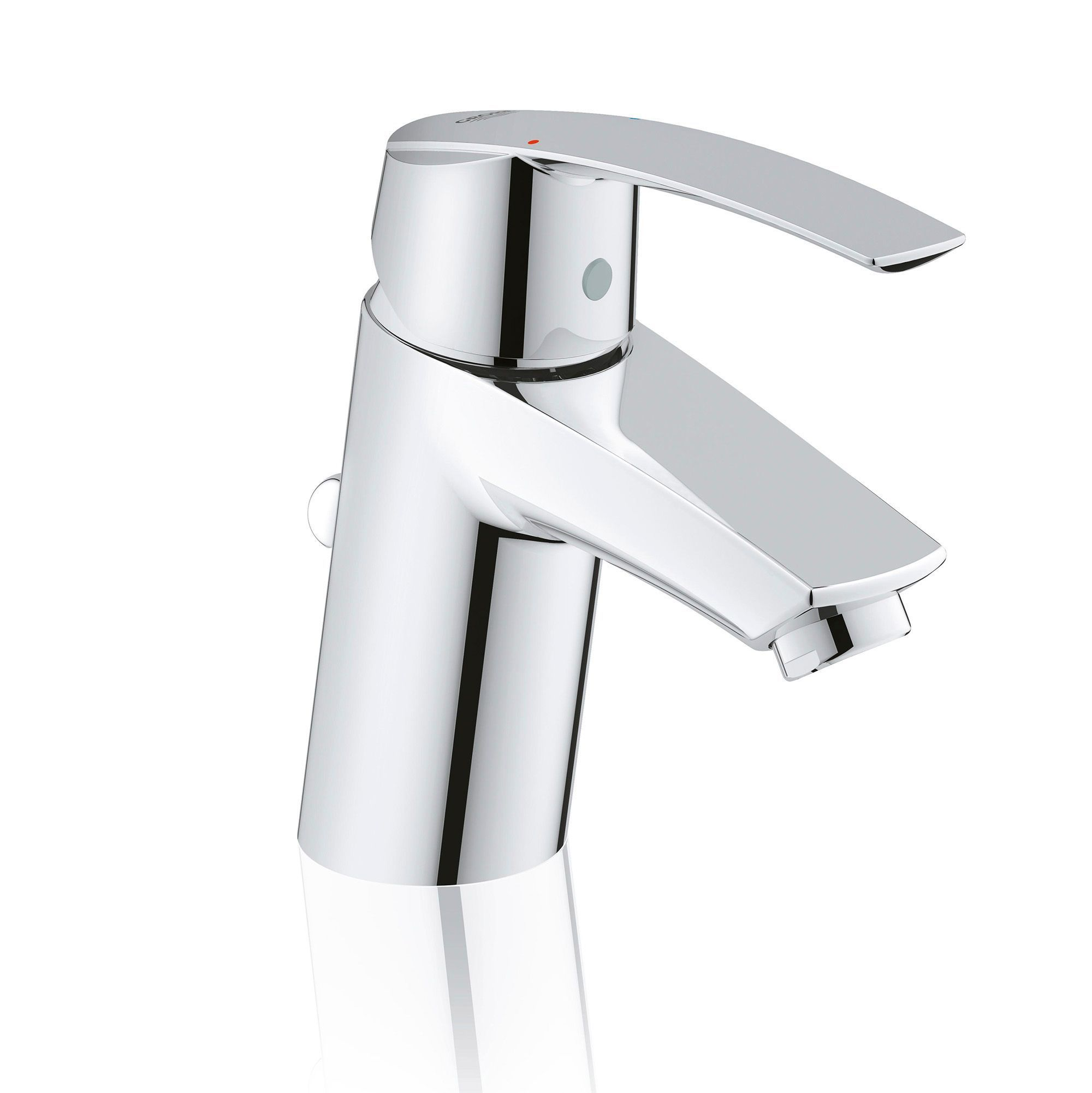 Grohe Start 1 Lever Basin Mixer Tap | Basin mixer, Mixer taps and Basin