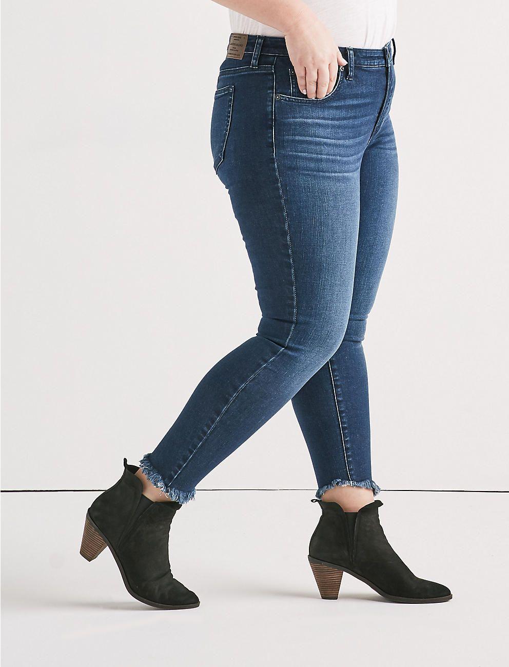 e4e222df3d5 Lucky Brand Plus Lolita Mid Rise Super Skinny Jean in 2019