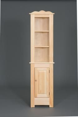 Narrow Corner Hutch Woodfurniturenh  Diy Furniture Projects Simple Narrow Dining Room Hutch Decorating Inspiration
