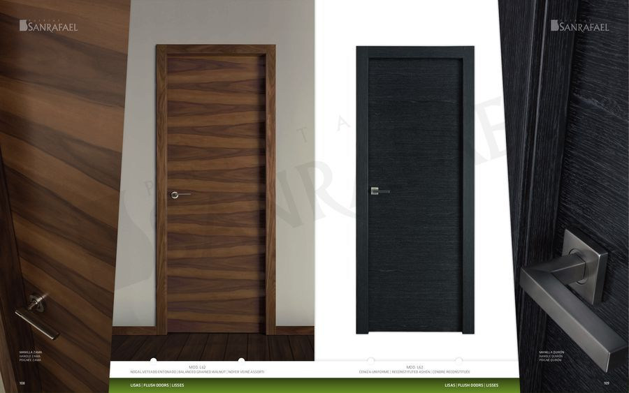 Puertas Sanrafael S.A. - Catálogo Todo en Puertas