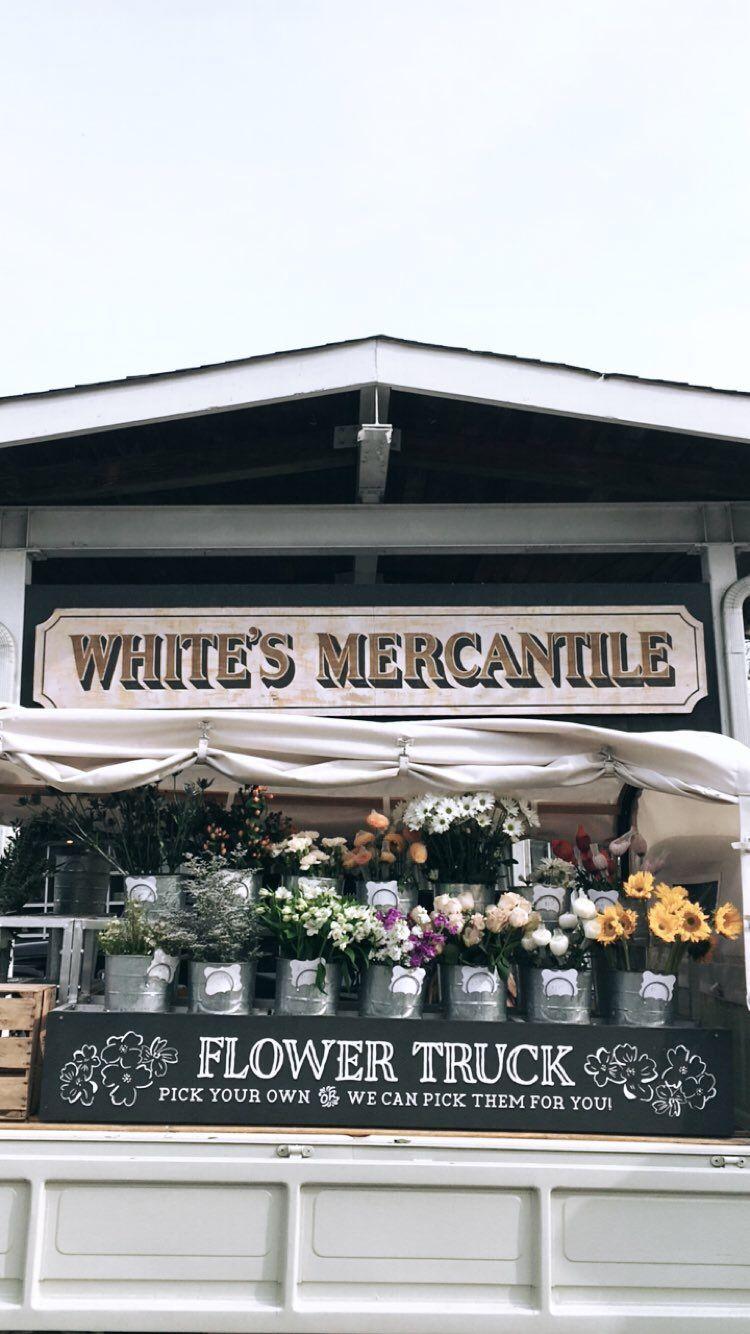 Eats & Streets Nashville Flower truck, Nashville, Flowers