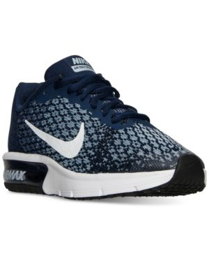 Boys' 2 From Sneakers Max Line Finish Air Nike Sequent Running Ivf6b7Ygy