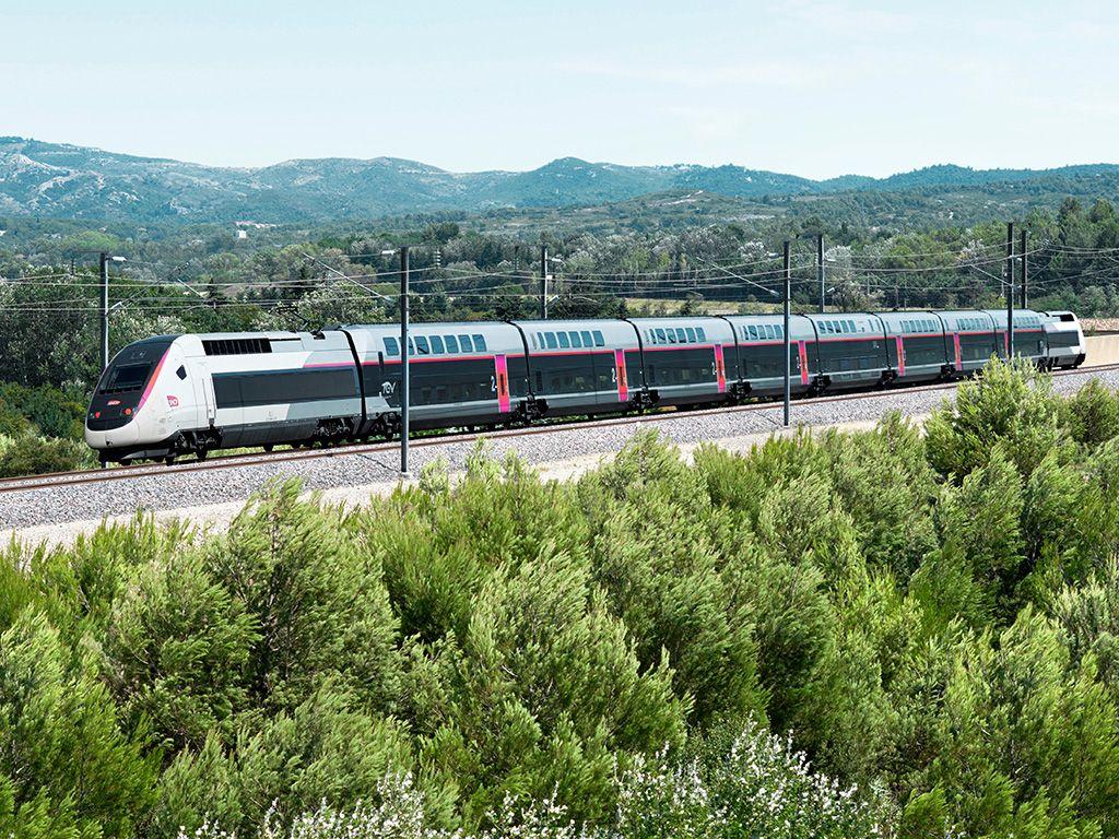 Eu Funding Supports Etcs On Lgv Sud Est Railway Gazette Europe Train Train Train Travel