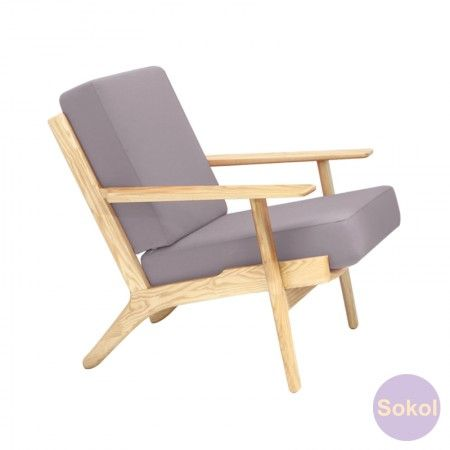 replica hans wegner plank chair ash cashmere furniture and