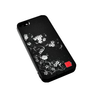 Stylish silicon iPhone 5 or 5s case, in red, black or pink. Each color has its own unique design, though no matter which you choose it is likely to catch the eye of passersby!  #iphone #iphone5 #iphonecase #fukuoka #gift #giftforhim #giftforher