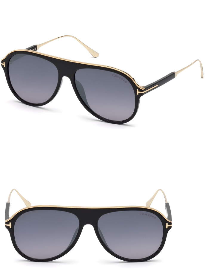 2e4e6a9f7a Tom Ford Nicholai-02 57mm Sunglasses | Products in 2019 | Tom ford ...