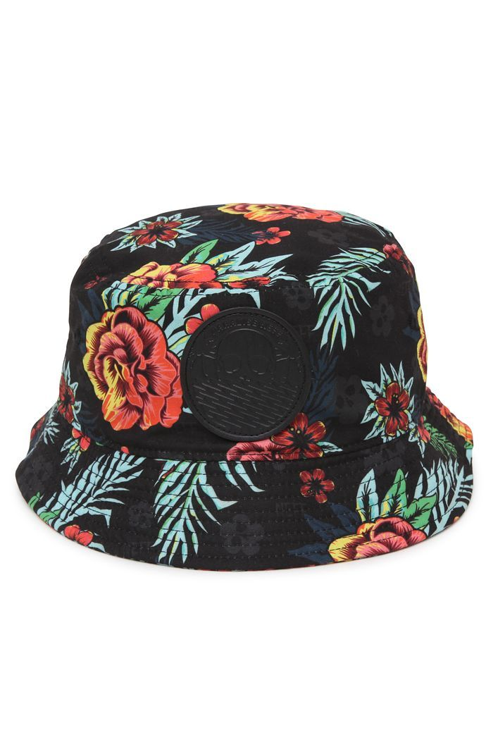 6104e79fd2da0 Neff Astro Bucket Hat - Mens Backpack - Black - One