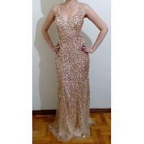 921b04593 Vestido De Formatura Bordado Pedraria | vestidos | Formatura, Como ...