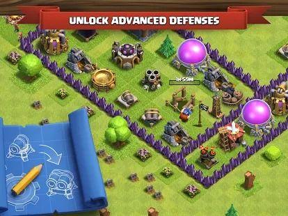 clash of clans apk mod rexdl