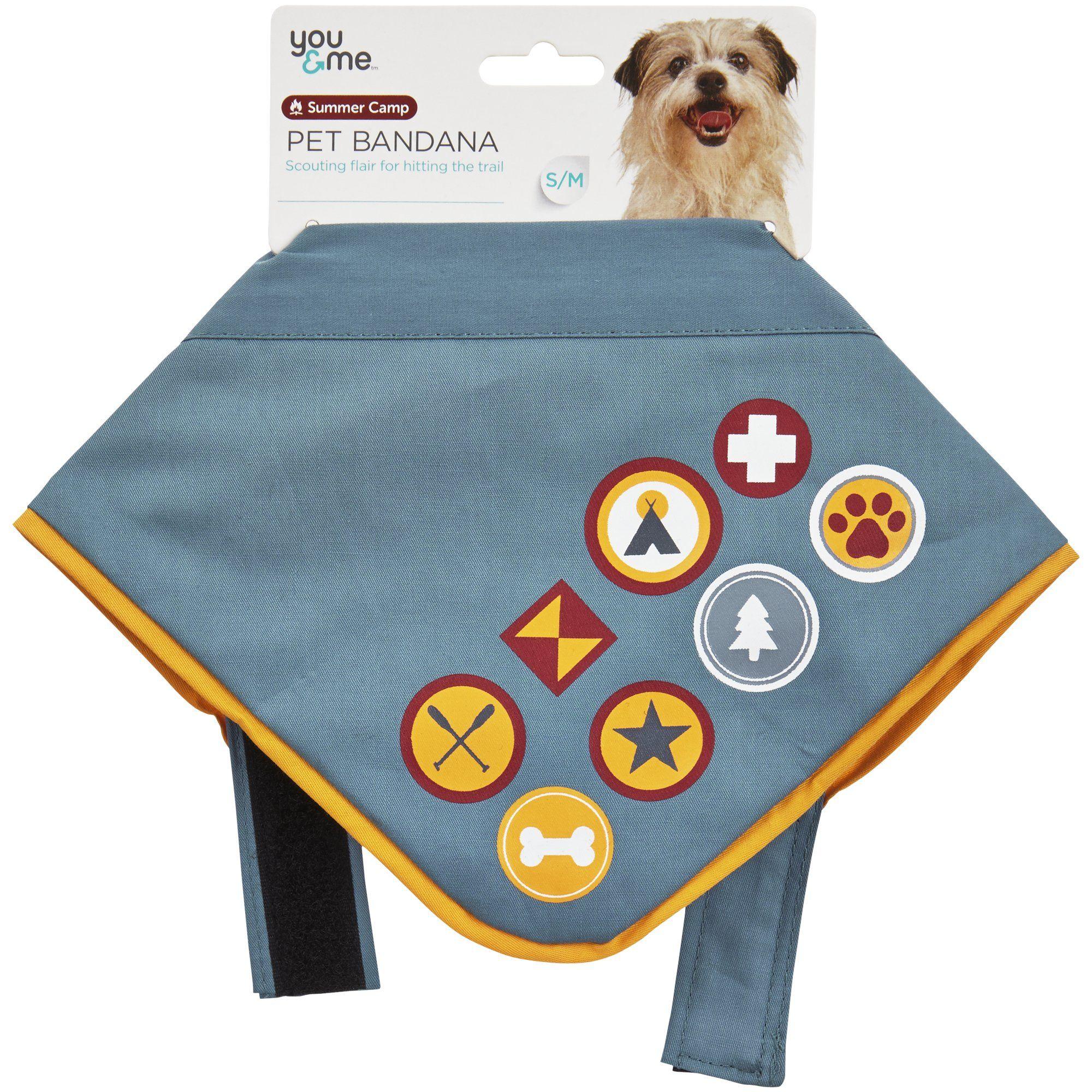 You & Me Scout Bandana Pet bandana, Dog obsessed, Pets