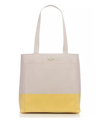 Kate Spade New York Lita Street Andrea Colorblock Tote