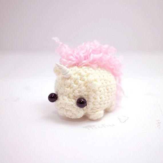 Crochet unicorn amigurumi - unicorn stuffed toy | Unicorn ...