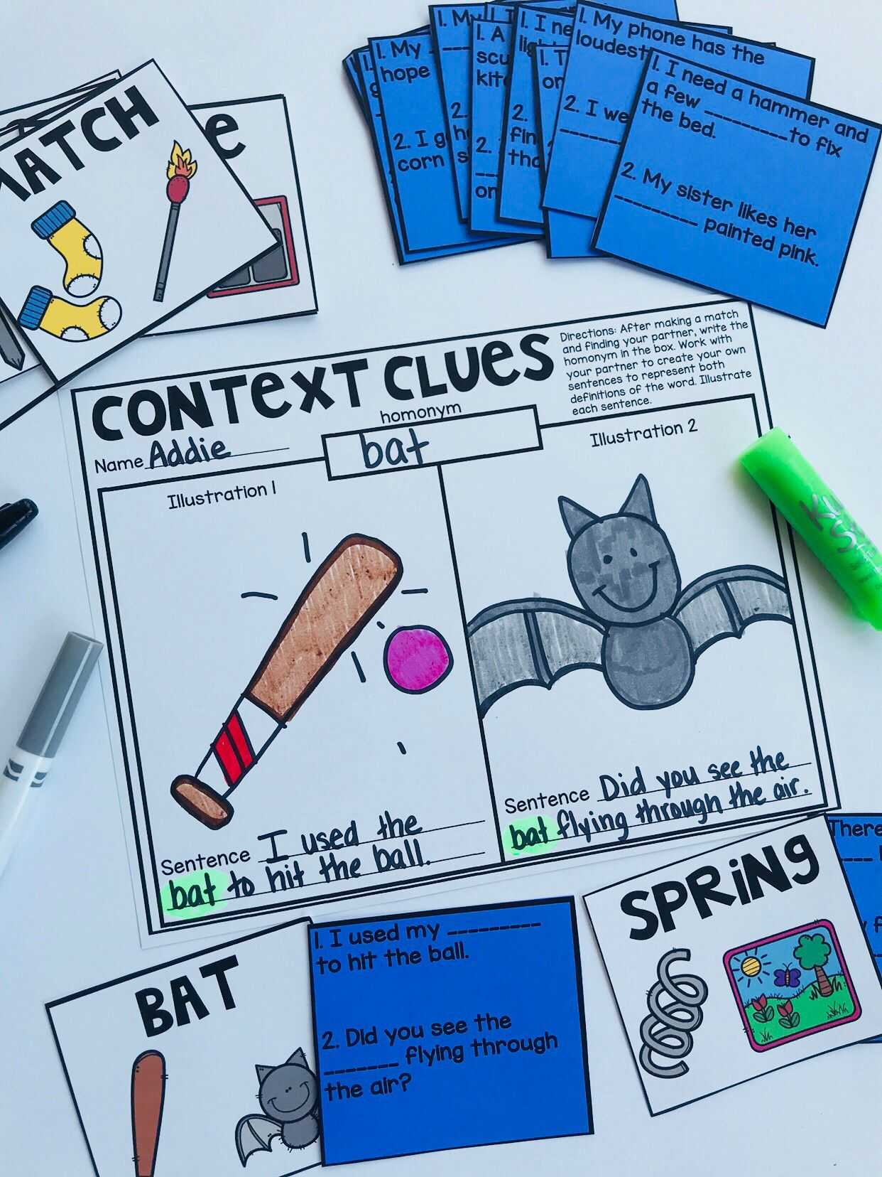 Context Clues Becoming Word Savvy