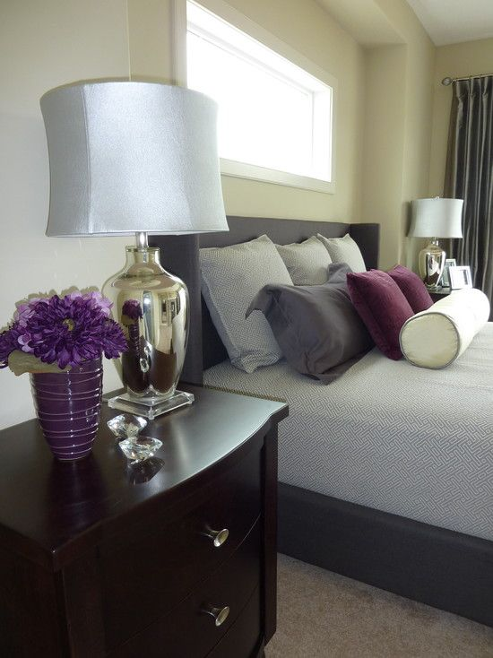 Gray And Purple Bedroom Ideas 2 New Design