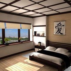 asian bedroom japan, bedroom