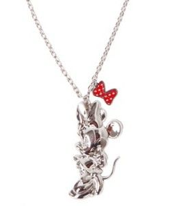 minnie mouse necklace | Pendant, Necklace, Minnie