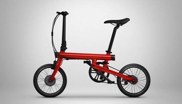 Xiaomi Launches Mi Qicycle Folding Electric Bike Price Features