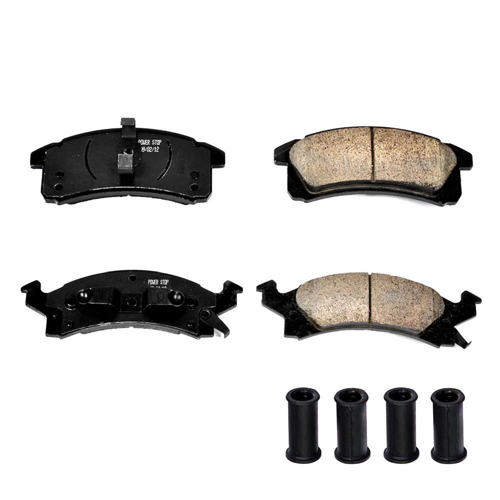 Power Stop Disc Brake Pad Set 17 506 Pontiac Sunfire Brake Pads Pontiac Grand Am
