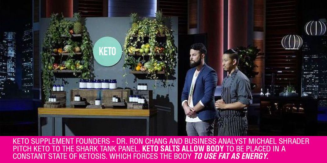Ok Usa Shark Tank S Amazing New Diet Product Shark Tank Shark Diet Ketosis