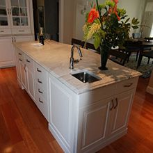 I love this counter top... Not Just Kitchens, NH, Bedford, New ...