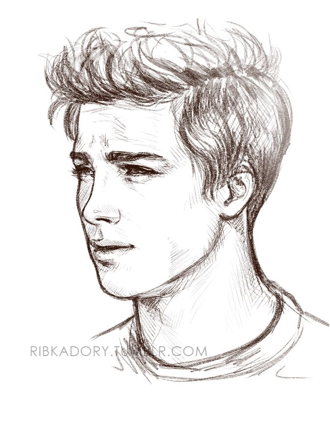 Kinda Stress Relieve Sketch Before Bed Adorable Baby Logan Lerman Boy Drawing Pencil Art Drawings Guy Drawing