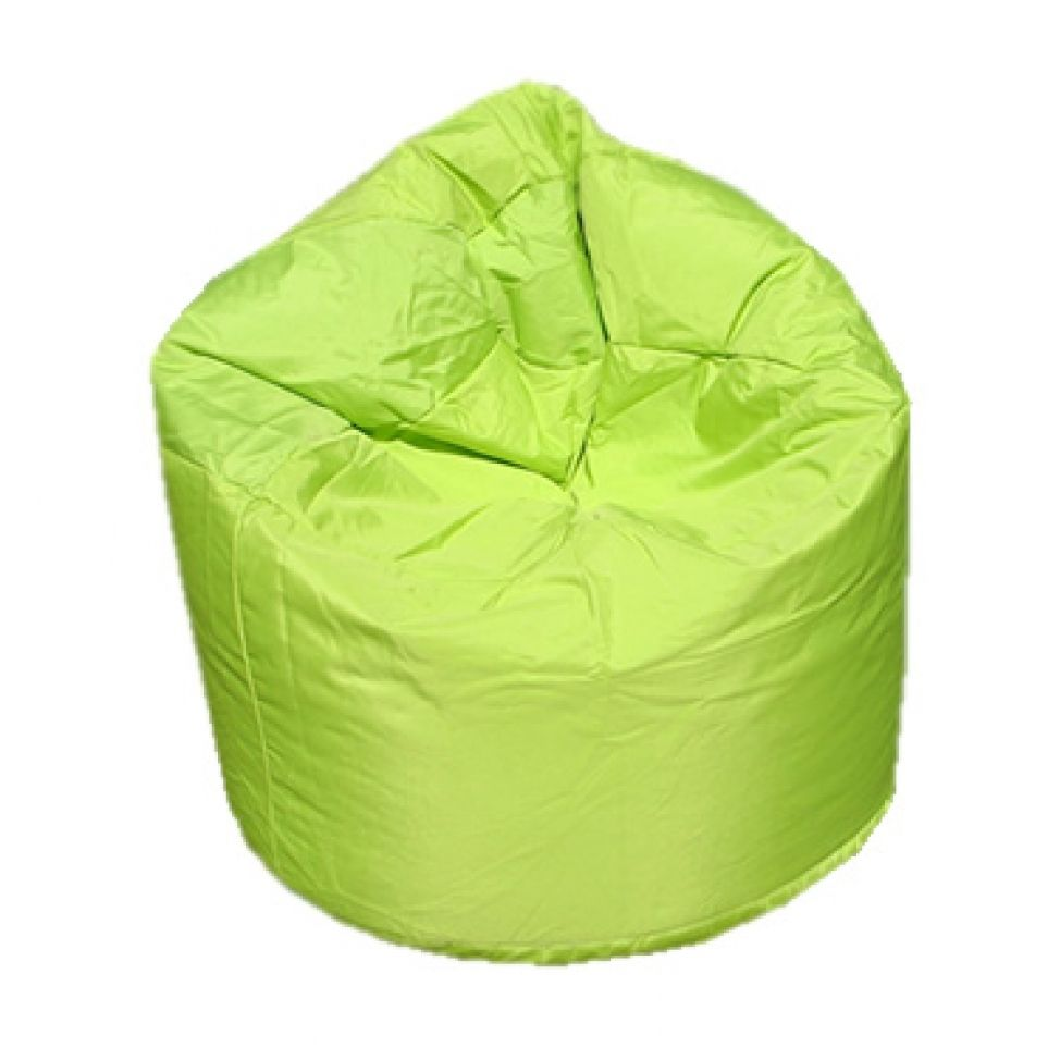 Outdoor Waterproof Bean Bag Chair Large Lime Green