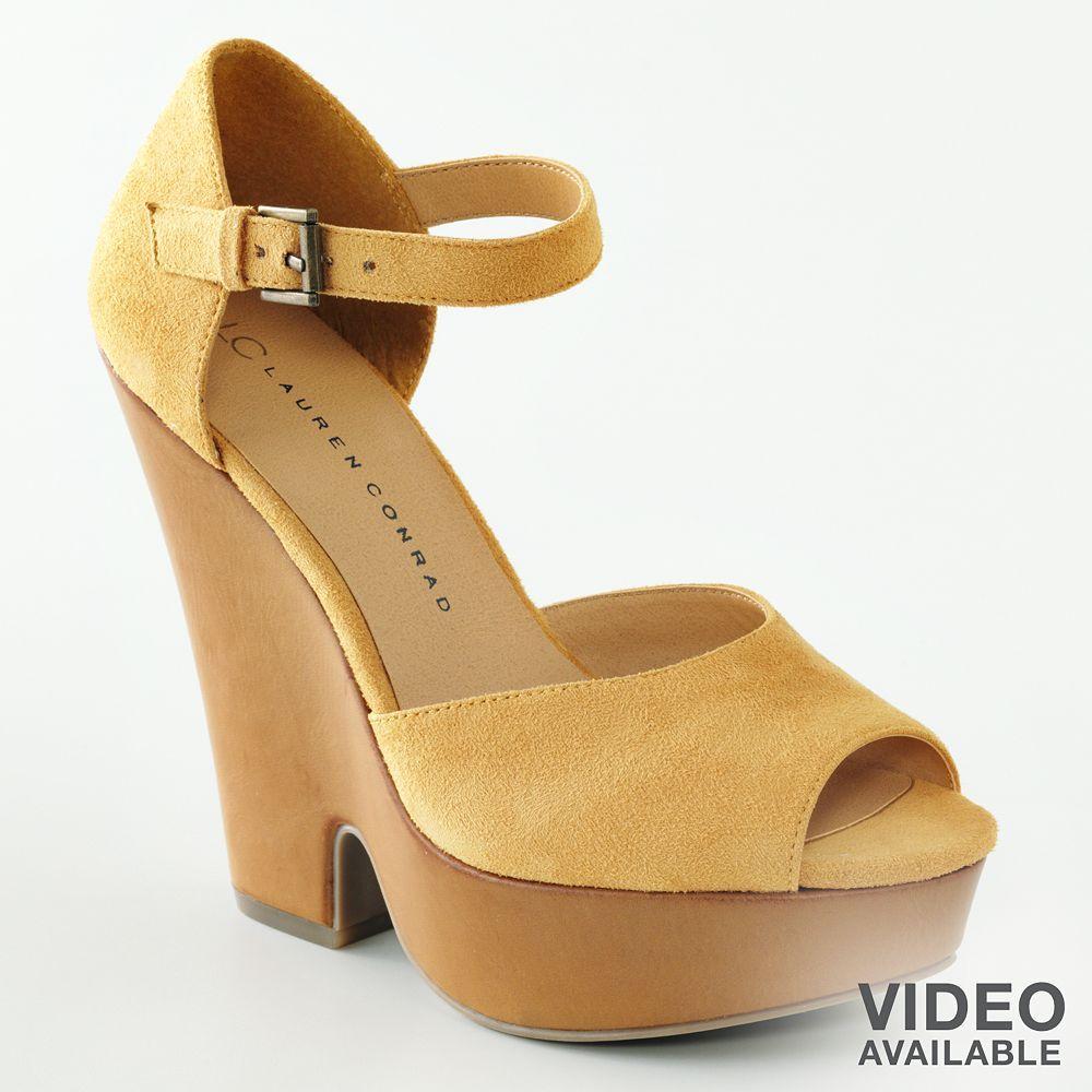 LC Lauren Conrad Camille Womens Sandals   Womens sandals