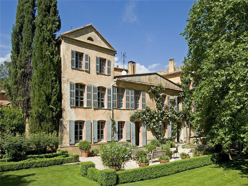 18th Century Provencal House French Property Country House Mansions
