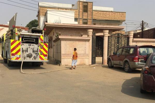 بالصور الدفاع المدني يسيطر على حريق بمنزل في صبيا صحيفة وطني الحبيب الإلكترونية Structures Alley Road