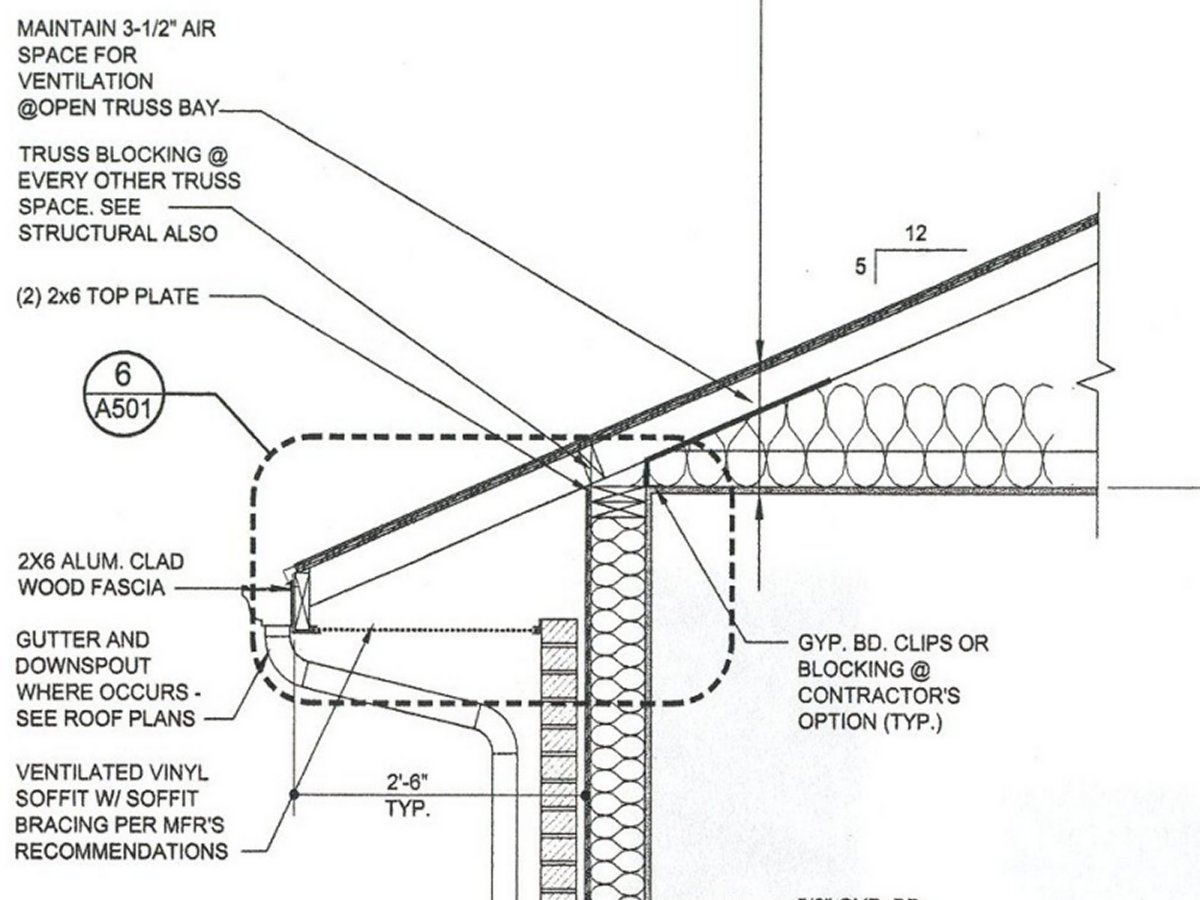 Image result for residential wall construction details bend