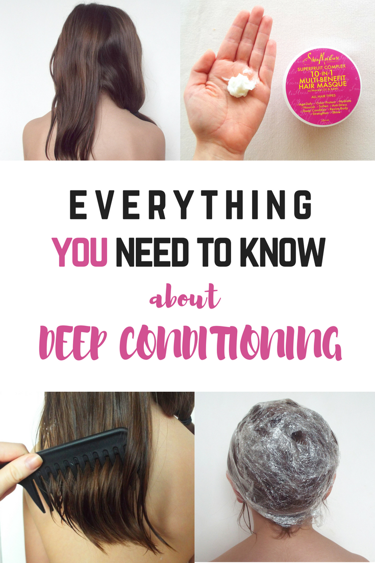 All about deep conditioning click the link to see why you should be