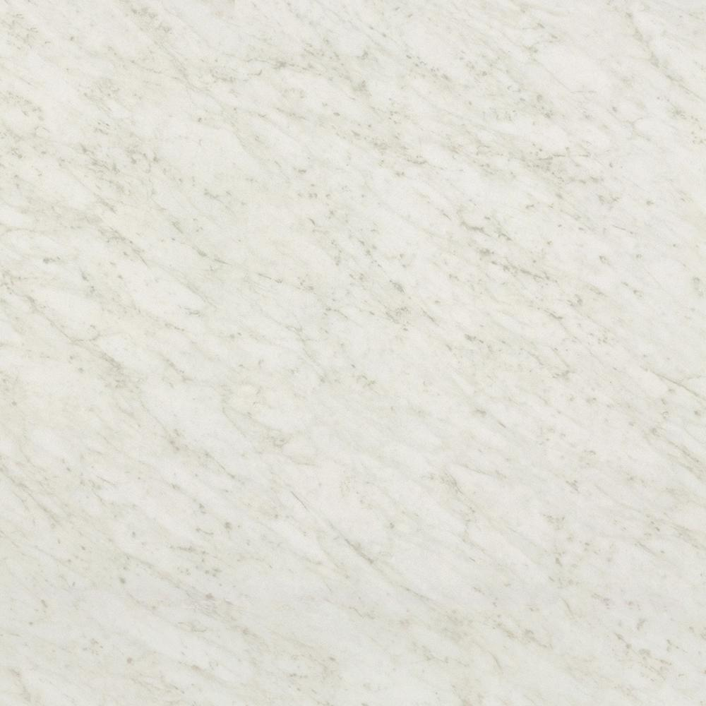 Wilsonart 4 Ft X 10 Ft Laminate Sheet In White Carrara With Standard Fine Velvet Texture Finish Wilsonart Laminate Kitchen Kitchen Countertops
