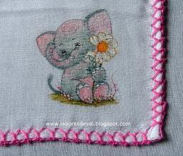 Biquinho De Croche Para Fralda De Bebe Passo A Passo Pesquisa Do