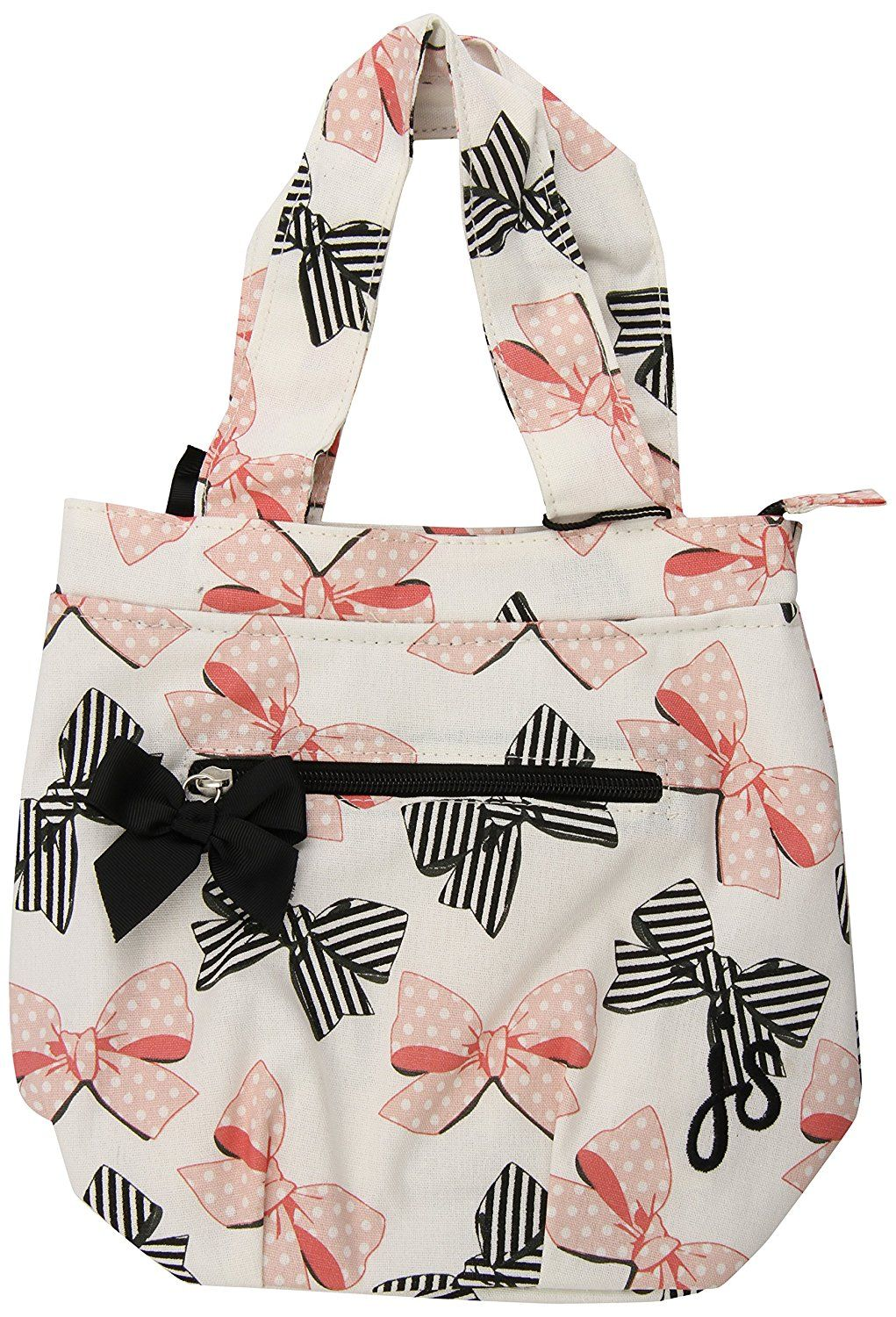 Jessie Steele Insulated Lunch Tote Bag, Bow Peep * Find