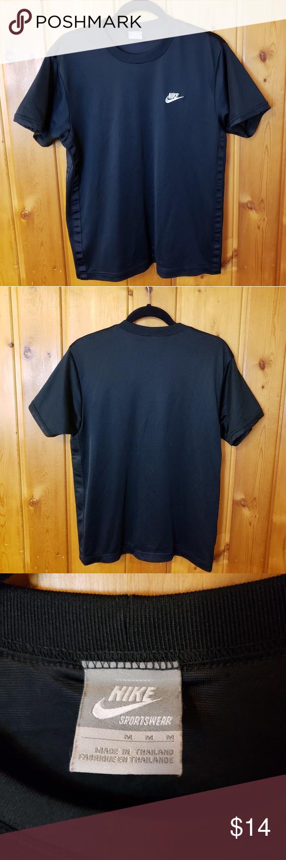 Nike Sportswear Lined Jersey Shirt