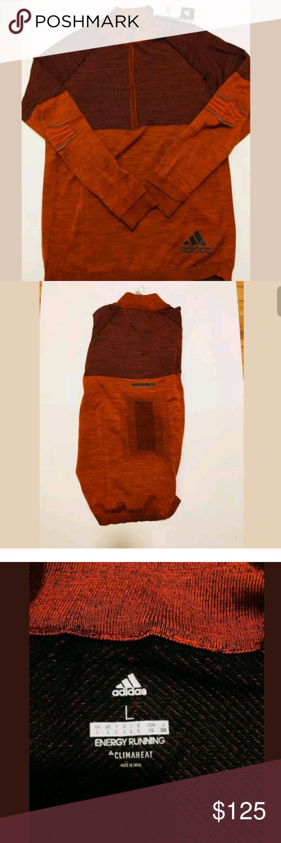 Nwt Adidas Running Climaheat Primeknit Sz L Clothes Design Fashion Fashion Design [ 1740 x 580 Pixel ]