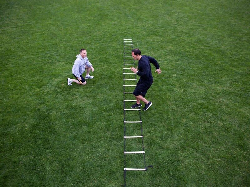 Applying agility and quickness training for performance is
