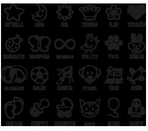 Dibujos Para Grabado Collar Personalizado Joyas De Moda Pulseras