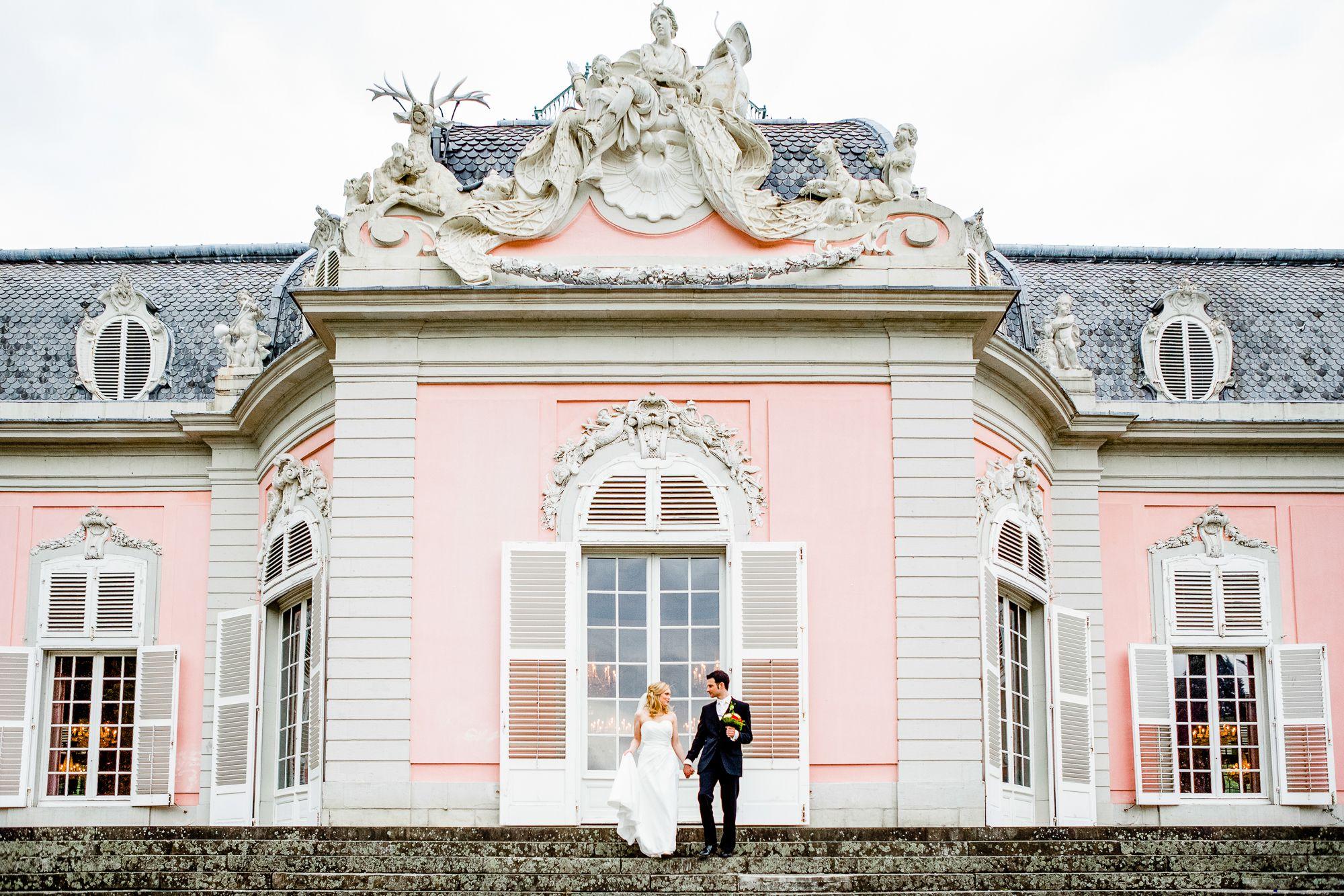 Hochzeiten Auf Schloss Benrath