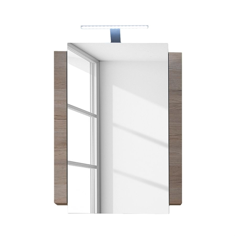 Spiegelschrank Dano Mit Beleuchtung My Home Schrank