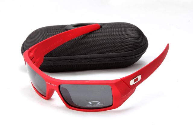 2a35cc0d86 Seductive Oakley Gascan Matte Black Frame Multicolor Lens AAA Sunglasses is  always find stars wearing it.