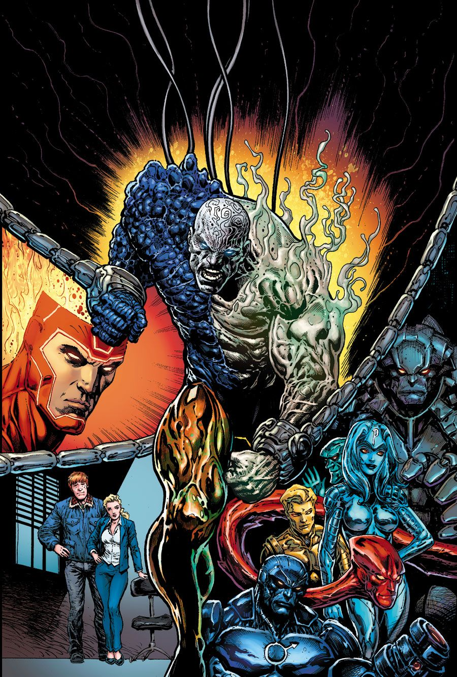 Quot Justice League Quot Turns 50 In Dc Comics April 2016