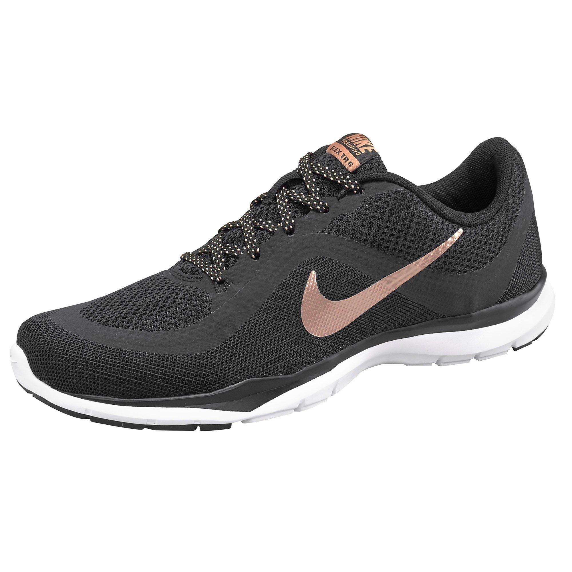 Nike Flex Trainer 6 Wmns chaussures de sport femme. Performante en salle  comme en extérieur. Fitness ShoesNike ...