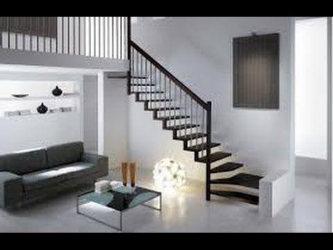 Resultado de imagen para dise o de escaleras interiores de for Diseno de interiores de casas pequenas modernas
