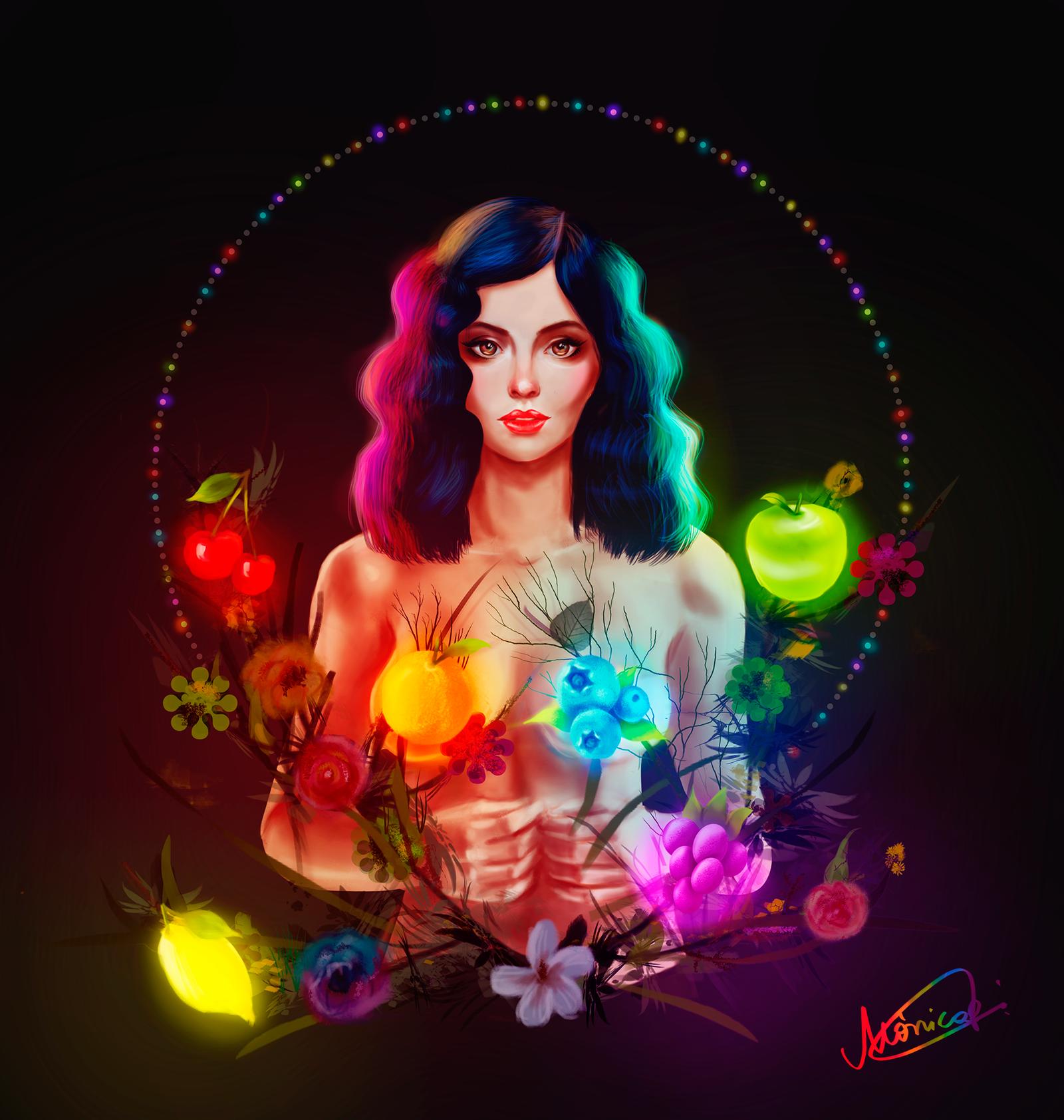 Resultado De Imagen Para Froot Png Marina And The Diamonds Gorgeous Art Art