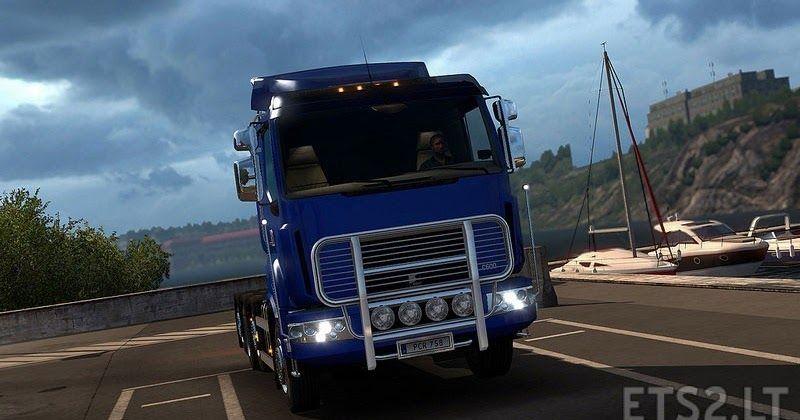 Euro truck simulator2 mods truck buses,car,trailer,sound,maps,interior,skin
